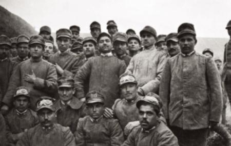Commemorazione Caduti in Guerra
