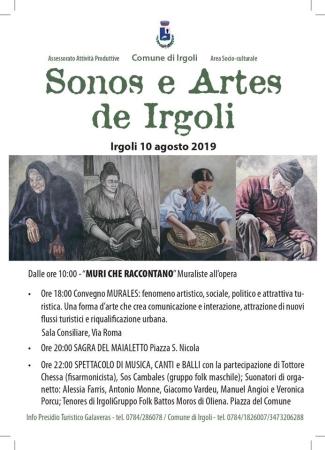Sonos e Artes de Irgoli
